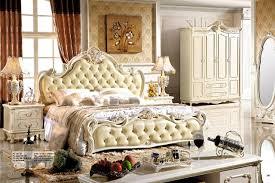 King Bed Sets Furniture New Classic Bedroom Furniture Bed Design King Bed Set 0407 003 In