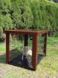 Dog Crate Covers Wood Dog Crate Table Fit Folding 30