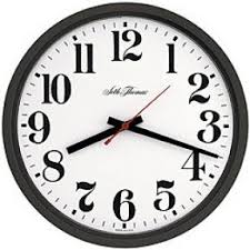 themed clock electric wall clock foter