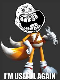 Sonic Boom Meme - tails reaction to sonic boom by colli meme center
