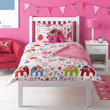 John Lewis Curtains Childrens Buy Little Home At John Lewis Abbey Elephant Pencil Pleat Blackout