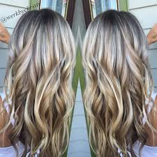 long blonde hair with dark low lights pictures blonde hair with dark lowlights women black hairstyle