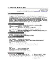 Resume Templates Free Download Word Free Resume Template Download Resume Template And Professional