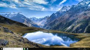 probleme icone bureau windows 10 problème affichage d icônes ou raccourcis du bureau
