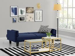 Kebo Futon Sofa Bed Blue Kebo Futon Sofa Bed Fabrizio Design Stylish Kebo Futon
