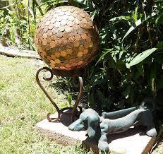 93 best gazing balls images on garden balls