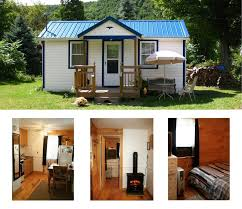 Vacation Tiny House Catskill Bungalow Tiny House Vacation Homeaway Prattsville