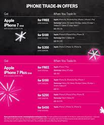 black friday ipod touch 2017 t mobile offers free iphone 7 or 7 plus with eligible device trade