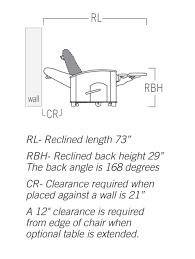 cove orthopedic sleep recliner wieland healthcare furniture