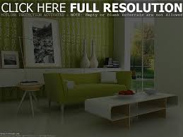 wonderful green living room on interior design ideas for home