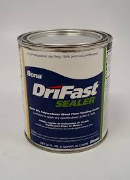 bona woodline based polyurethane and drifast sealer hardwood