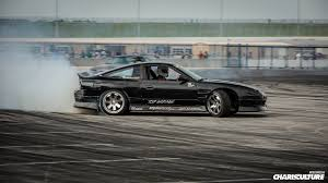 nissan 240sx cream the charis culture run the race