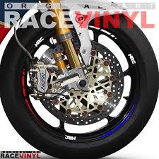 bmw bicycle logo triple hrc with logos racevinyl europe vinyl sticker kits for