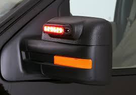 mirror mount beacon lights mirror beam whelen engineering automotive