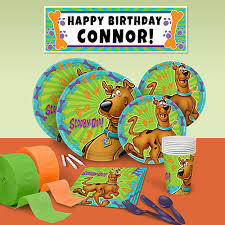 scooby doo wrapping paper scooby doo party ideas creative party themes and ideas