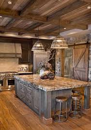 rustic country kitchen ideas pin by bobick on kitchens open floor country