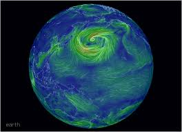 earth wind map animated earth wind map see the world through interactive maps