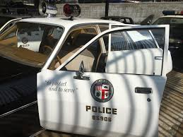 Classic Cars For Sale In Los Angeles Ca Los Angeles Police Museum