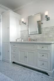 Bead Board Bathroom White Beadboard Bathroom Cabinets U2022 Bathroom Cabinets