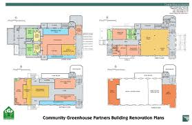community greenhouse partners inc guidestar profile internal views of what we ll do with the existing building