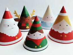 Diy Paper Christmas Decorations Paper Christmas Decorations