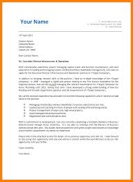 5 cover letter layout resign latter
