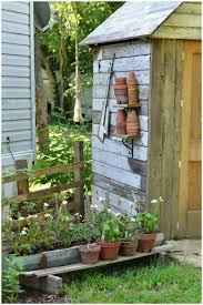 backyards superb beautiful junk recycled door garden shed 121