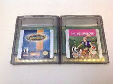 game boy color game lot ebay