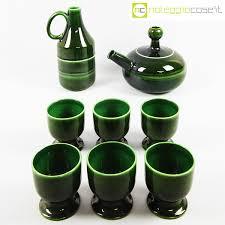 bicchieri in ceramica ceramiche pozzi caraffe e bicchieri