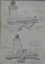 still life sketches of made objects u2013 my drawing course