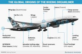 trump unveils boeing u0027s global airliner while attacking