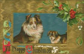 weird and creepy christmas cards from the victorian era fun