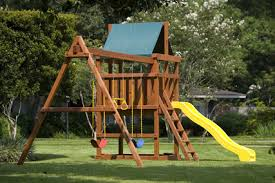 Backyard Adventure Playset by Playset Moves And Swingset Relocations