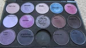 an eye makeup addicts blog blogsale 5 mac eyeshadows purples