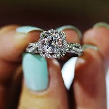 engagement rings that are not diamonds original photo of this ring by engagement ring gurus it s not a