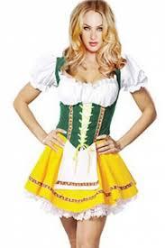 Maid Halloween Costumes Green Bavarian Oktoberfest Beer Maid Costume Pink Queen