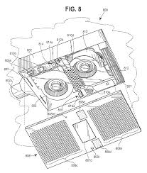 patent us8763750 audio equipped fan google patents