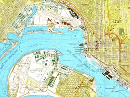 san francisco map detailed the soviet s eerily detailed guide to san diego wired