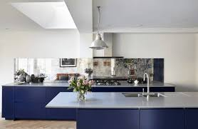 kitchen design stainless steel hood pendant light energetic blue pendant light energetic blue kitchen laminate countertops island undermount sink double bowl sink pull down faucets one hole faucet mirror backsplash