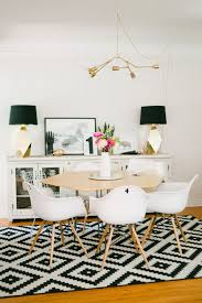 Black White Area Rug Ikea Black And White Rug Home Design Ideas And Pictures