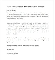 cover letter nursing sle nursing cover letter exle 10 free documents