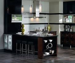 contemporary kitchen cabinets in espresso finish kitchen craft