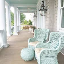 Best  Painted Outdoor Furniture Ideas On Pinterest Cable - Porch furniture