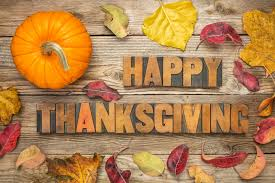 happy thanksgiving bridge realty