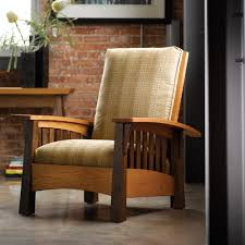 Bow Arm Morris Chair Plans Ontaria Ltd Arts U0026 Crafts Furniture Store Buy Stickley