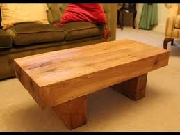 Solid Oak Coffee Table Solid Wood Coffee Table Modern Designs