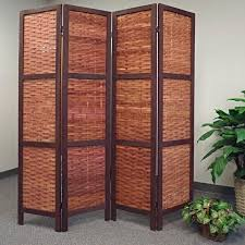 Bamboo Wall Vase Divider Astounding Bamboo Screen Divider Appealing Bamboo Screen