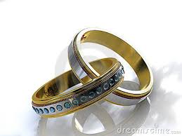 2 engagement rings wedding rings images