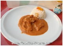 cuisine malienne mafé la recette du mafé sauce d arachide recettes africaines