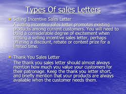 letter writing ppt